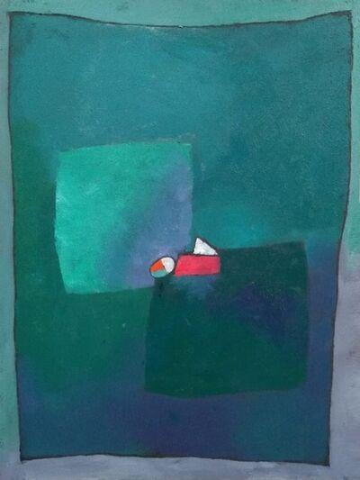 Inos Corradin, 'Verde', 2000-2019