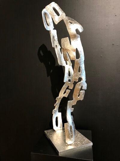 Boky Hackel-Ward, 'DAMAGED', 2019
