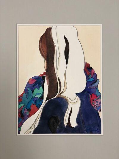 Jan Witten Sewall, 'Sante Fe Woman '