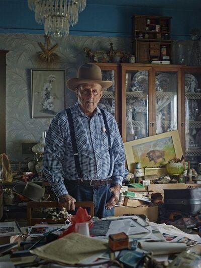 Andrew Moore, 'Edgar Simon, Pennington County, South Dakota', 2014