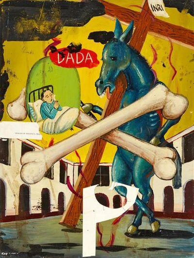 Manuel Ocampo, 'Untitled (DADA)', 1995