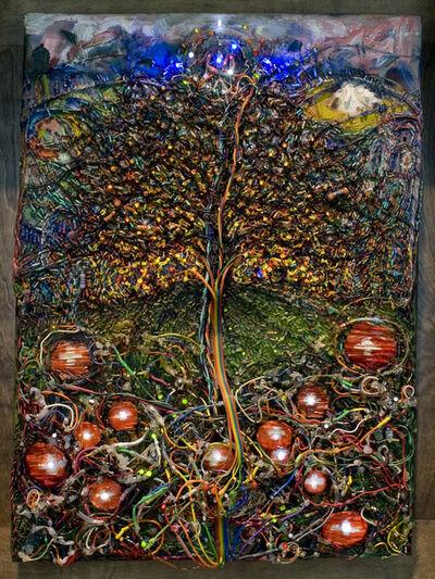 Kelly Heaton, 'The Tree of Life & Death (Loberg)', 2005-2010