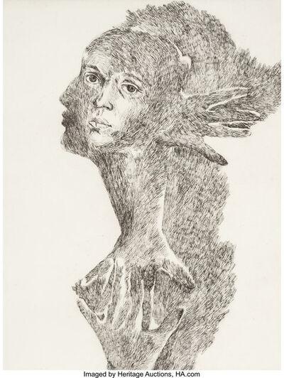 Marisol Escobar, 'Self Portrait', 1973