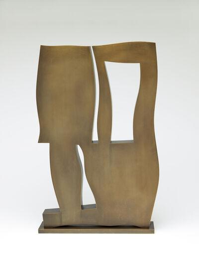 Hans Arp, 'Seuil aux créneaux végétaux (Threshold with Plant Crenellations)', 1959