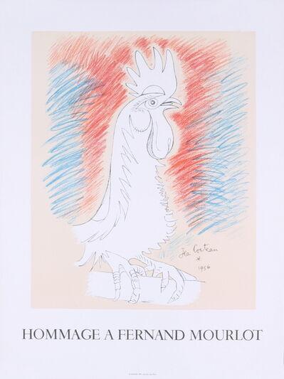 Jean Cocteau, 'Homage a Fernand Mourlot', 1993