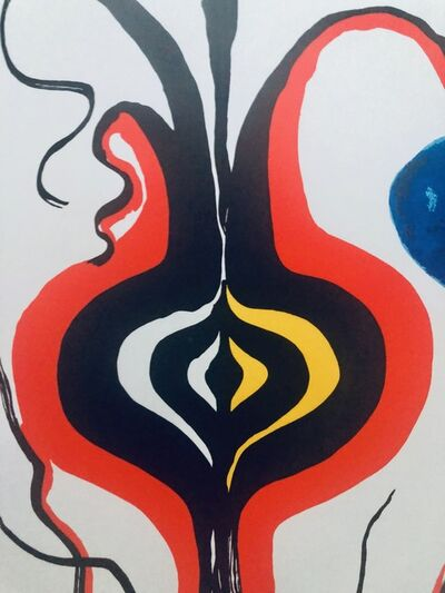 Alexander Calder, 'Onion', 1966