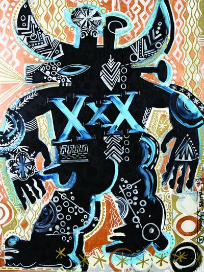 Mark T. Smith, 'Bull XXX', 2009