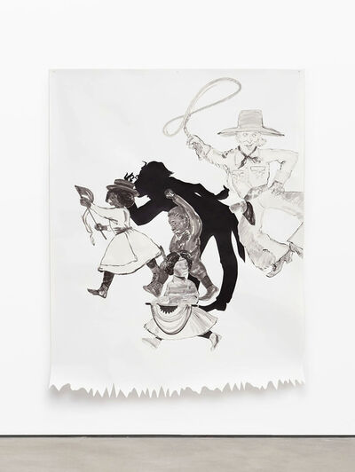 Kara Walker, 'A Spectacle', 2017