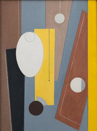 Charles Green Shaw, 'Descending Order', 1942
