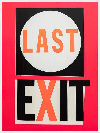 Cali Thornhill Dewitt, 'Last Exit', 2019