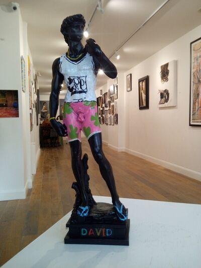Zive, 'V.U.P. Very Urban People | David black', 2020