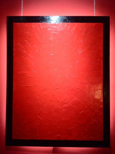 Marco Guglielmi Reimmortal, 'Gigante Rossa (Red Giant) #1', 2019