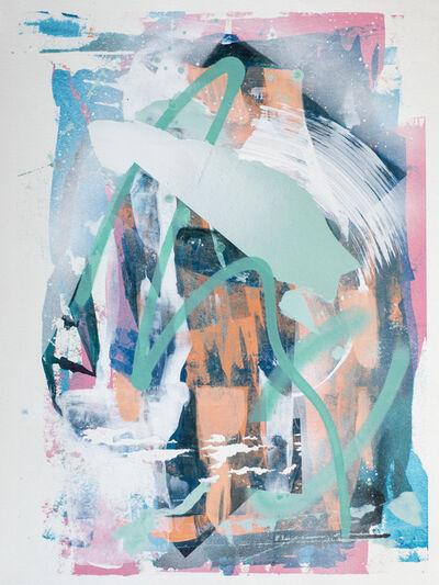 Julia Benz, 'Blue Hue II', 2021