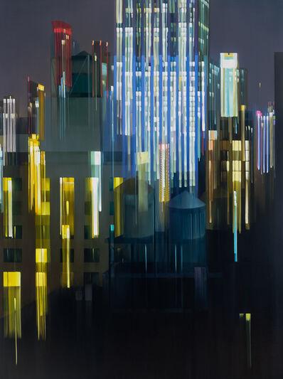 Alexandra Pacula, 'Electric Cascade', 2017