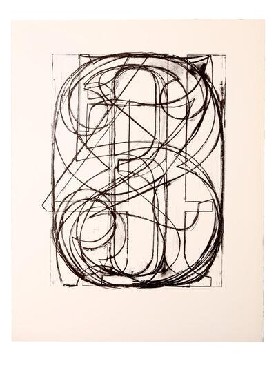 Jasper Johns, '0-9', 1986