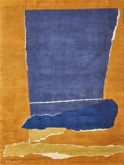 Theodoros Stamos, 'Yellow Sun Box', 1976