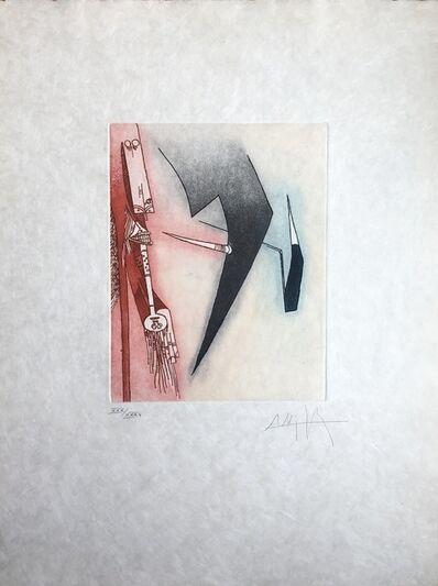 Wifredo Lam, 'Vingtième Parallèle Suite (20th Parallel Series)', 1966