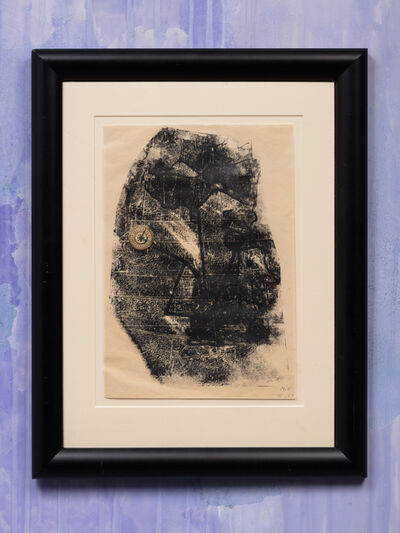 Meret Oppenheim, 'Sans Titre', 1957