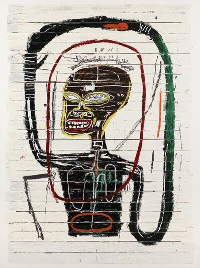 Jean-Michel Basquiat, 'Flexible (1984/2016)', 2016