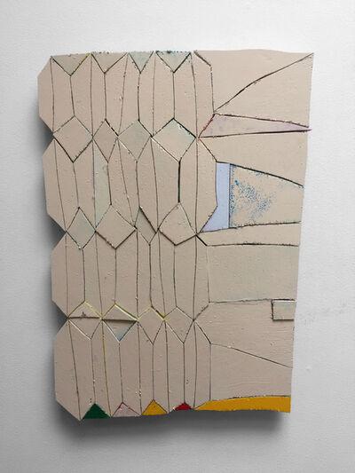 Benjamin Terry, 'Untitled (Cream 1)', 2019