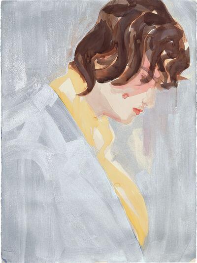 Elizabeth Peyton, 'Silver Tony', 2000