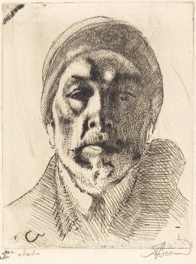 Albert Besnard, 'Self-Portrait', 1919