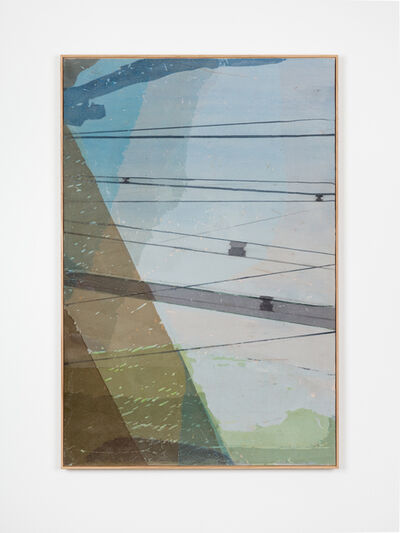 Petra Lindholm, '(Book of Changes) Stream', 2019