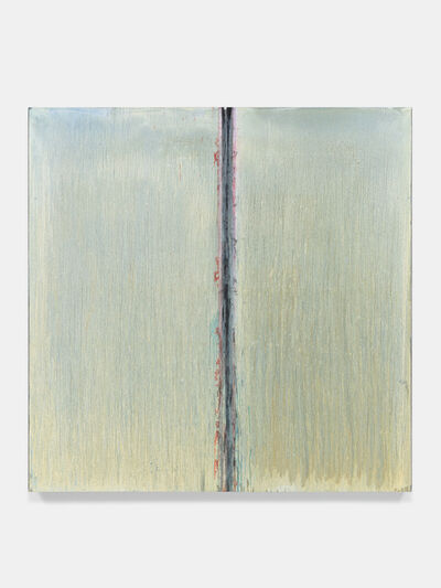 Pat Steir, 'White Moon Abyss', 2006