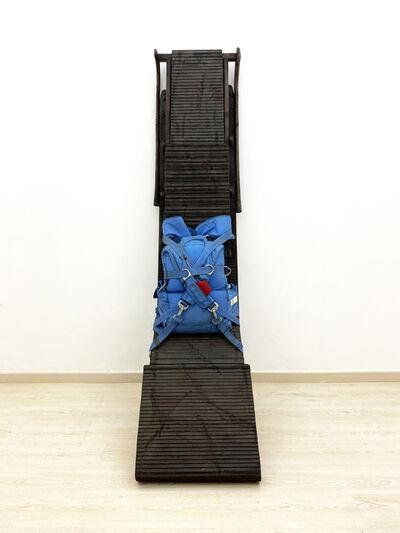 Salvatore Scarpitta, 'Parachute Sled', 1987