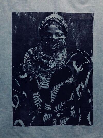 Zohra Opoku, 'Tye Dyed (variation 4)', 2017