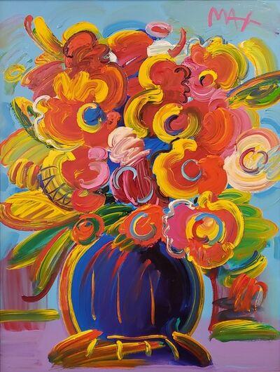 Peter Max, 'Vase of Flowers ', 2018