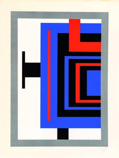 Nicolas Schoffer, 'Sans titre'