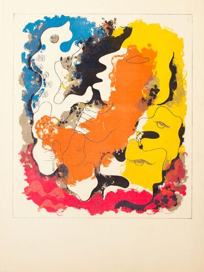 Carlos Merida, 'Estampas de Popol Vuh (Plate IV)', 1943