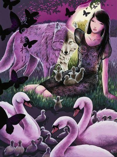Yumiko Kayukawa, 'Yoru no Owari -  The End of the Night', 2016