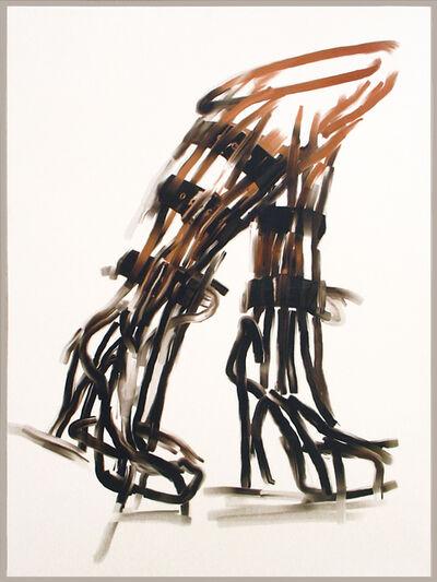 Deborah Oropallo, 'Black Boots', 2006