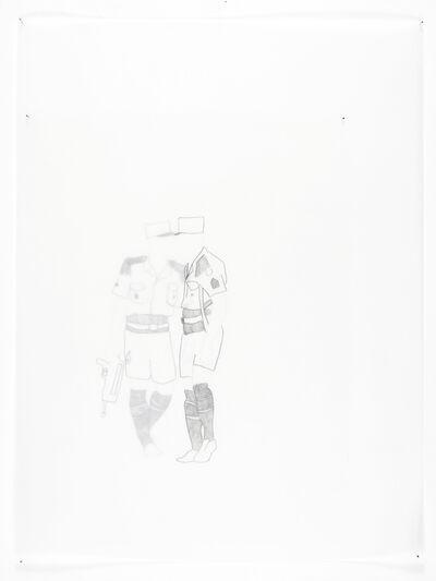 Massinissa Selmani, 'Shapeshifter No.X', 2016
