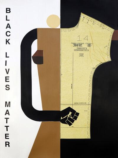 Derrick Adams, 'Women in the Movement | No. 2', 2018