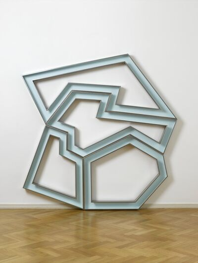 Richard Deacon, 'Alphabet M', 2013