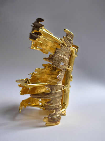 Tabor and Villalobos, 'Gold Sculpture', 2014