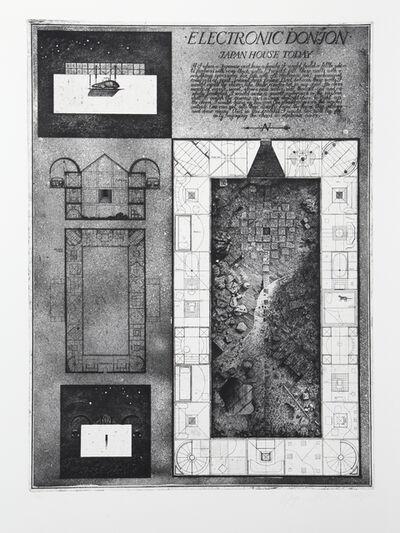 Brodsky & Utkin, 'Electric Donjon', 1990