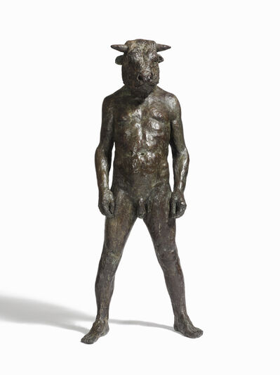 Beth Carter, 'Standing Minotaur I', 2012