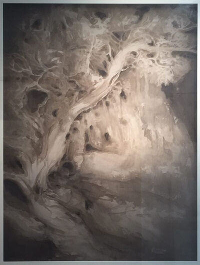 Li Wenfeng, 'Beautiful Scenery Series - Deserted Mountain', 2016