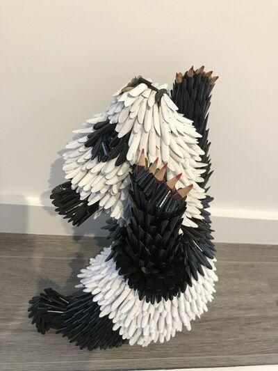 Federico Uribe, 'Sun Salutation (Baby Panda)', 2019