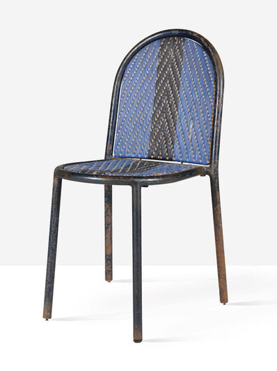Robert Mallet-Stevens, 'Rare stacking chair', circa 1928