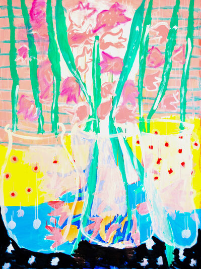 Susi Kramer, 'Hyazinthen 2 ', 2010
