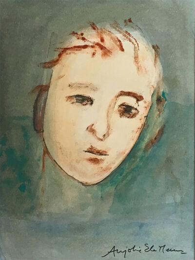 Anjolie Ela Menon, 'Untitled Drawing 8', 2006