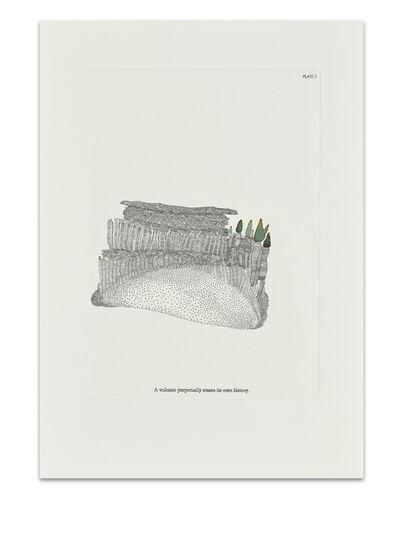 Ilana Halperin, 'An Infernal Dinner Party / Plate 2', 2013