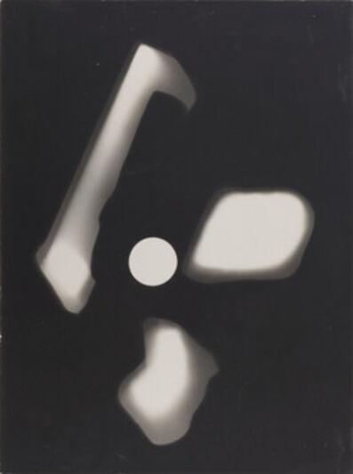 Wols, 'Ohne Titel (Photogramm), Paris 4/5', 1938