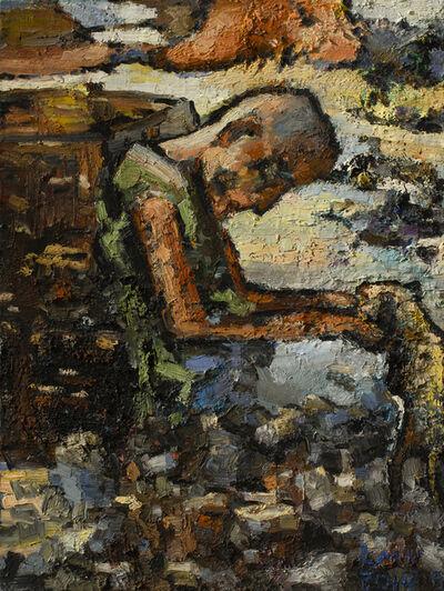 Liu Maonian, 'Sleepy - 困乏的络绒', 2014