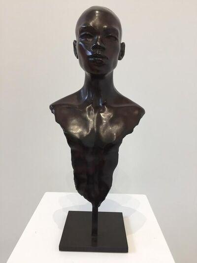 Brijite Bey, 'Man Bust', 2013